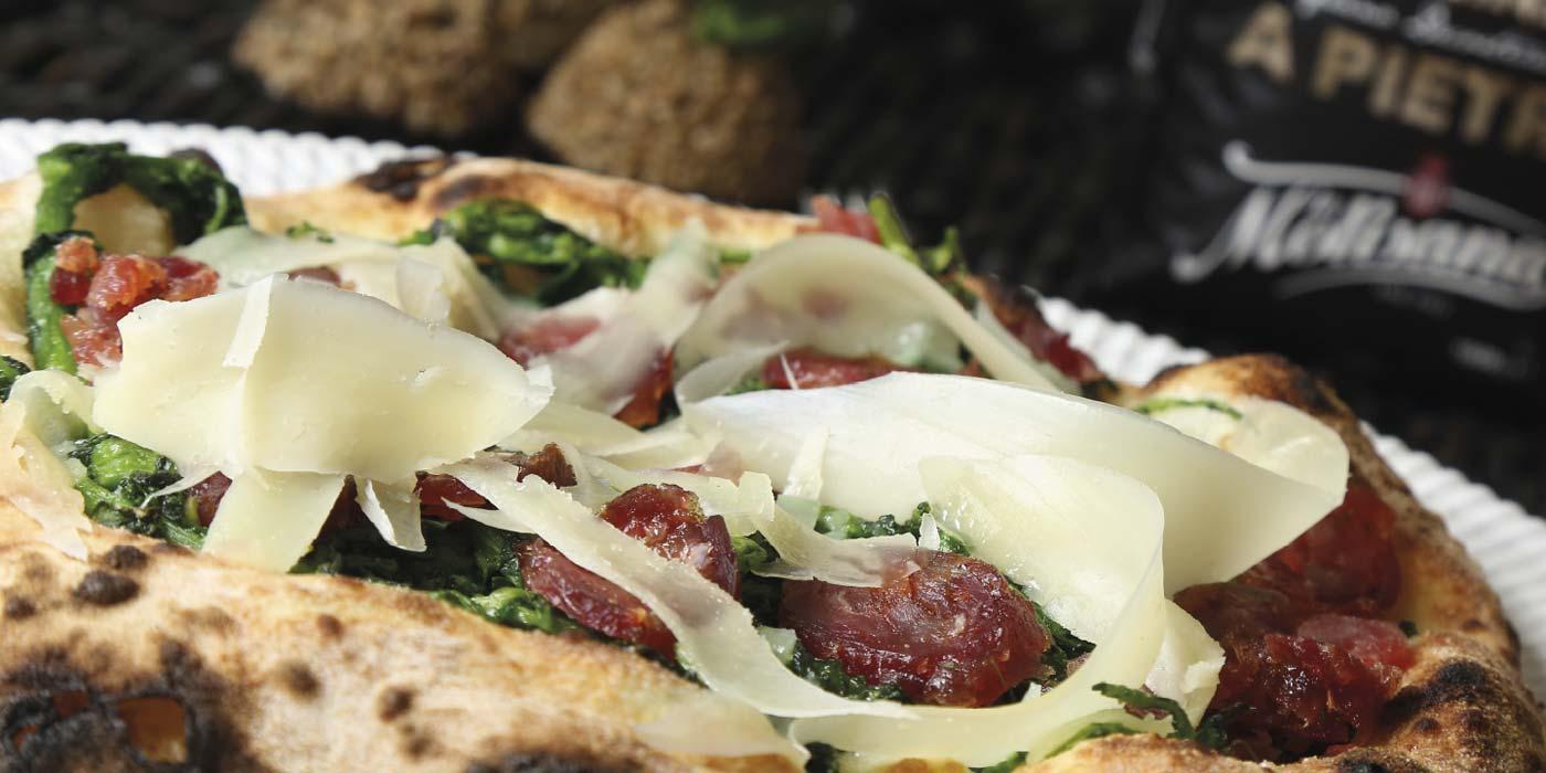 Ricetta pizza molisn't - La Molisana