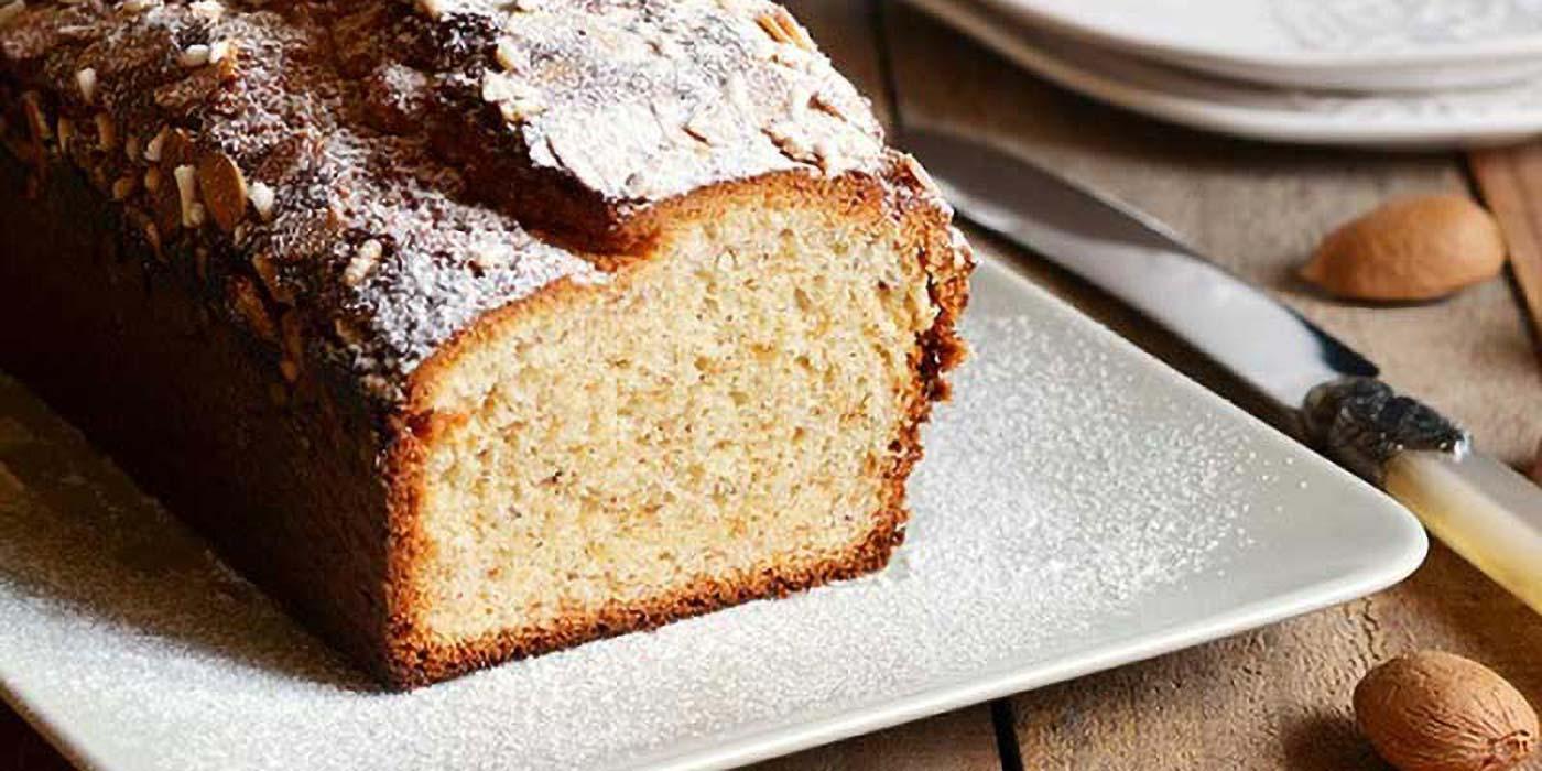 Ricetta plumcake di semola con mandorle - La Molisana