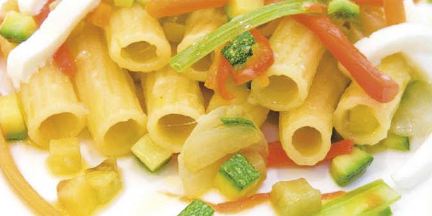 Ricetta Ratatouille del podista al profumo di verdure - La Molisana