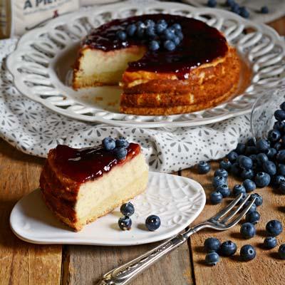Ricetta Cheesecake al forno - La Molisana