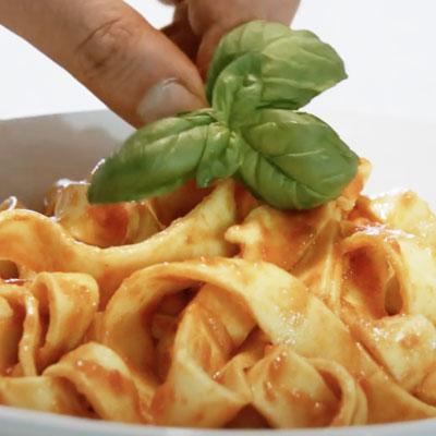 Ricetta pasta fatta in casa - Chef in camicia - La Molisana