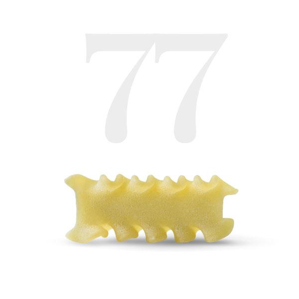 Mafalde corte - Pasta La Molisana
