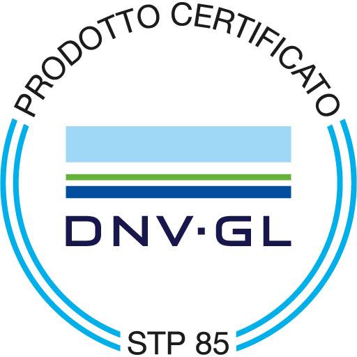 Prodotto certificato DNV-GL