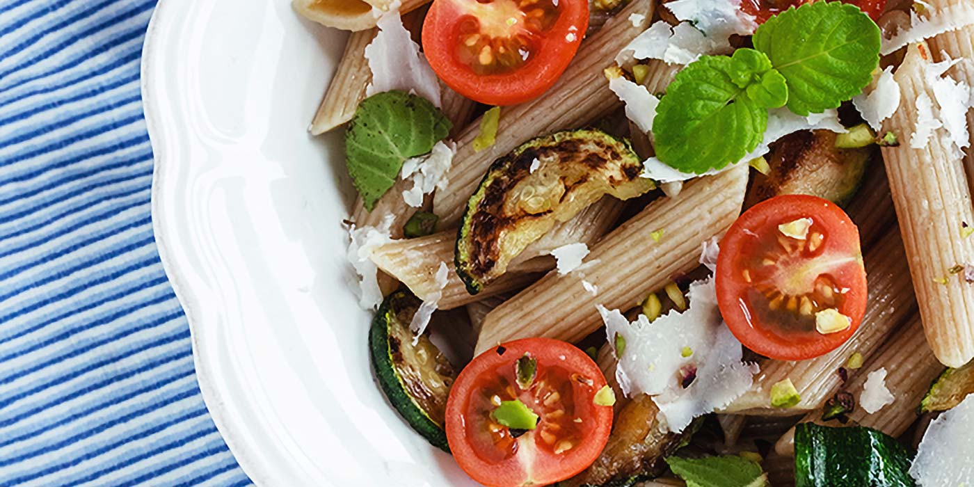 Ricetta insalata di Penne rigate integrali La Molisana