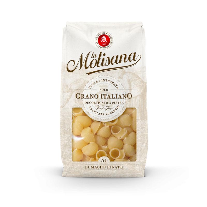 Lumache rigate - Pasta La Molisana