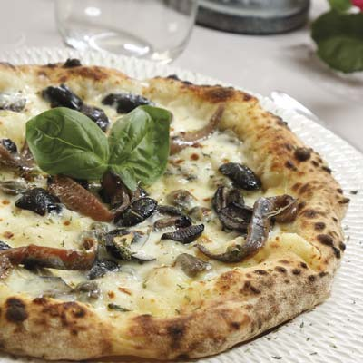 Ricetta Pizza Alice nel paese delle meraviglie