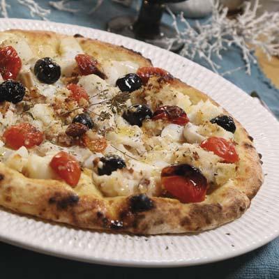 Ricetta Pizza Trabucco