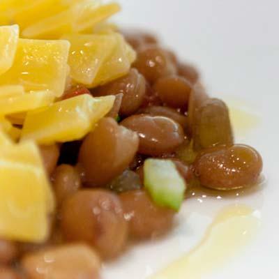 Ricetta Quadrucci all'uovo La Molisana con lenticchie