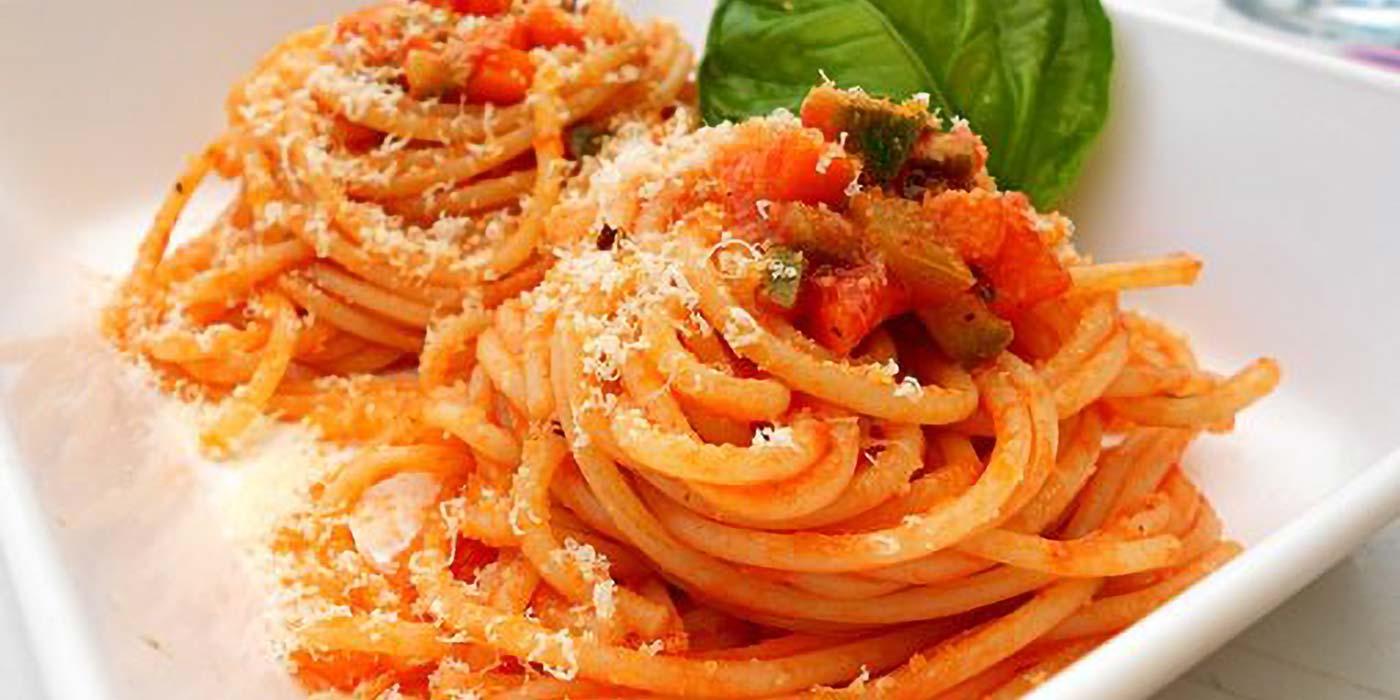 Ricetta Spaghetto Quadrato La Molisana con verdure alla bolognese