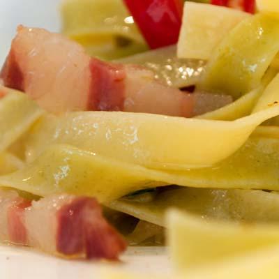 Ricetta Tagliatelle del massaro La Molisana