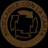Certificazione Aticelca - Riciclabile con la carta