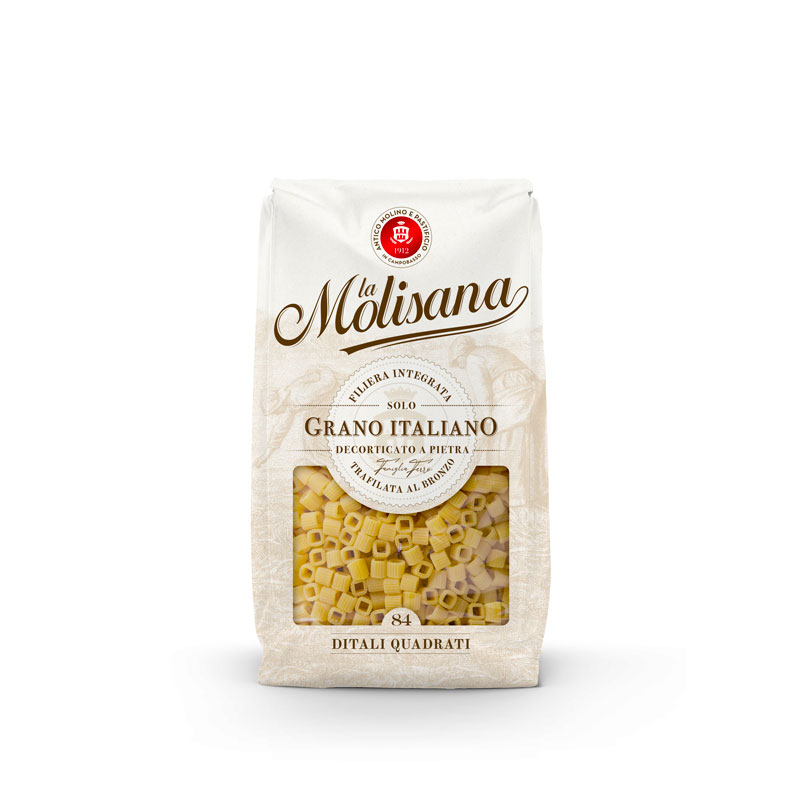 Ditali quadrati - Pasta La Molisana