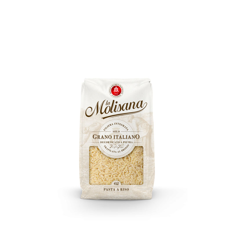 Pasta a riso - Pasta La Molisana