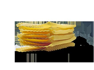 Lasagne festonate di semola - Le Speciali - La Molisana
