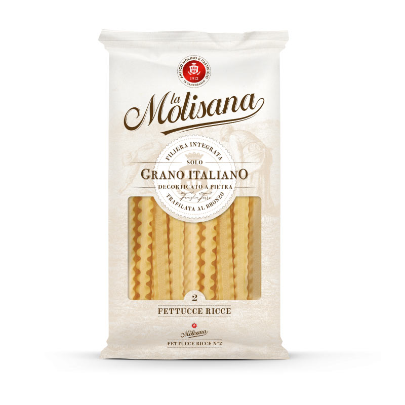 Fettucce Ricce - Pasta La Molisana
