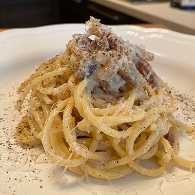 Ricetta Spaghetti alla carbonara - La Molisana
