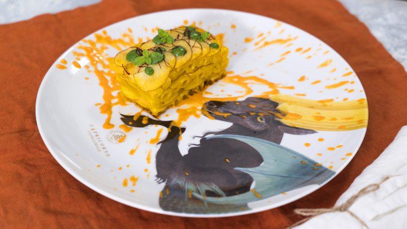Ricetta Timballo gastronomico, pasta, patate e zafferano - La Molisana