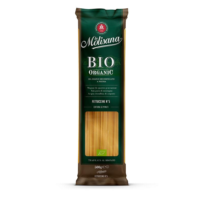 Fettuccine Biologiche - Pasta La Molisana