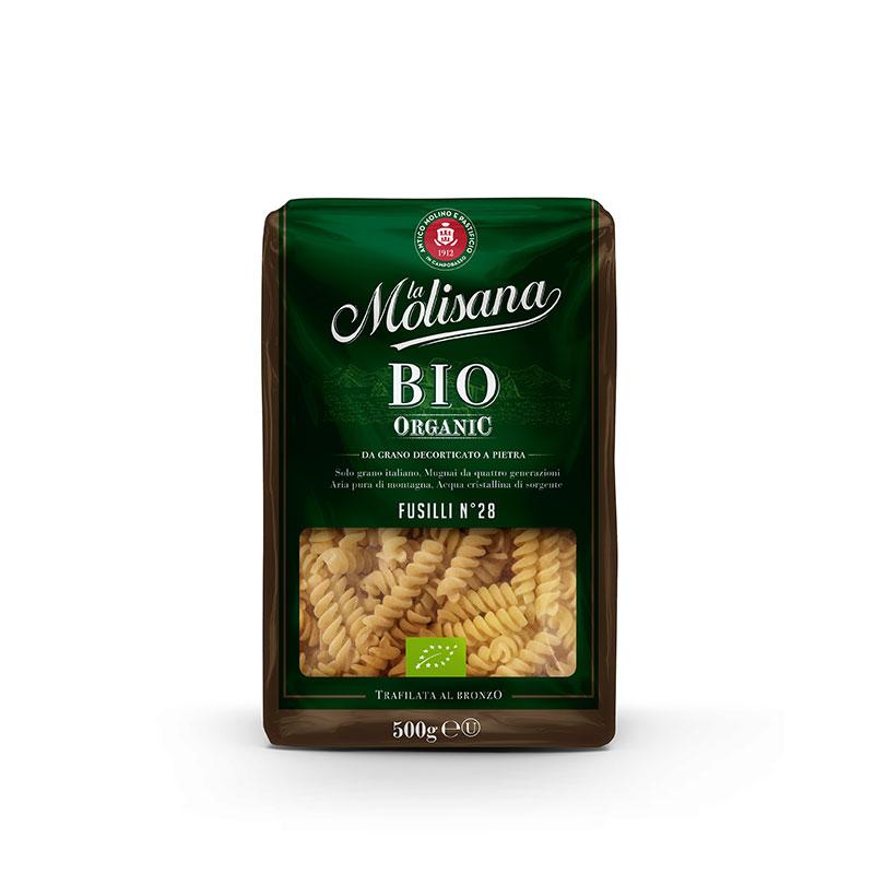 Fusilli Biologici - Pasta La Molisana