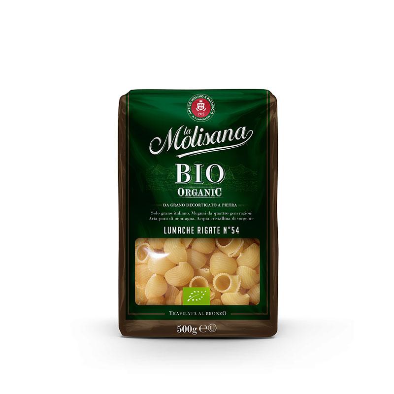 Lumache Rigate Biologiche - Pasta La Molisana