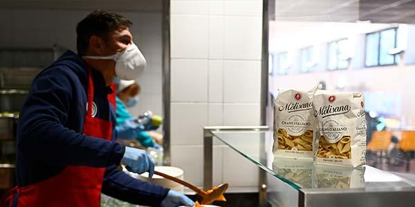 Giornata Mondiale dell'alimentazione - La Molisana al fianco dell'Inter