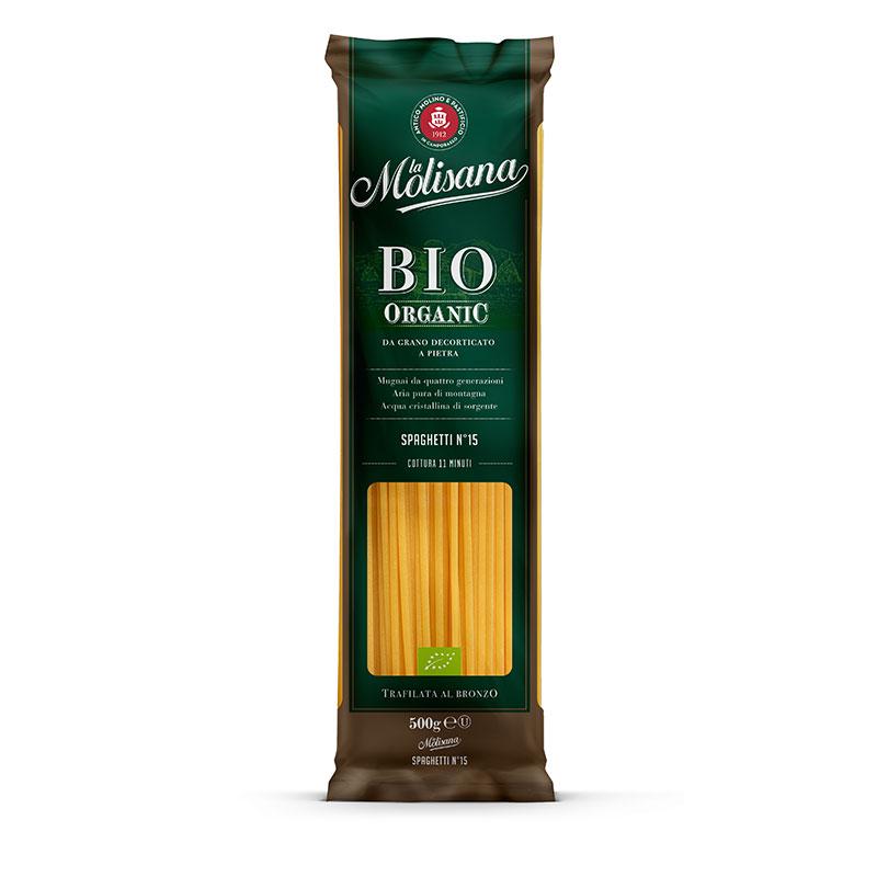 Spaghetti Biologici - Pasta La Molisana